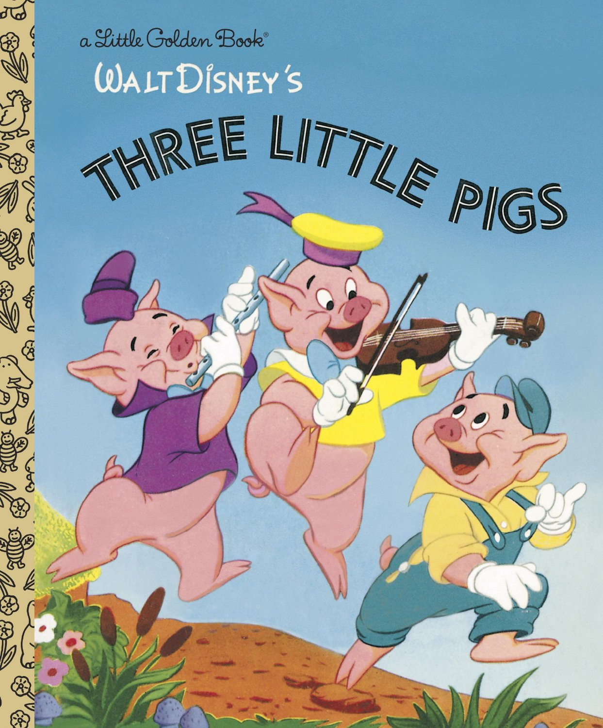 The Three Little Pigs Pretend Play