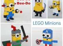 More LEGO Minions to Build!
