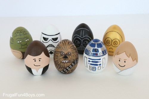 Star Wars Eggs 3 Edited
