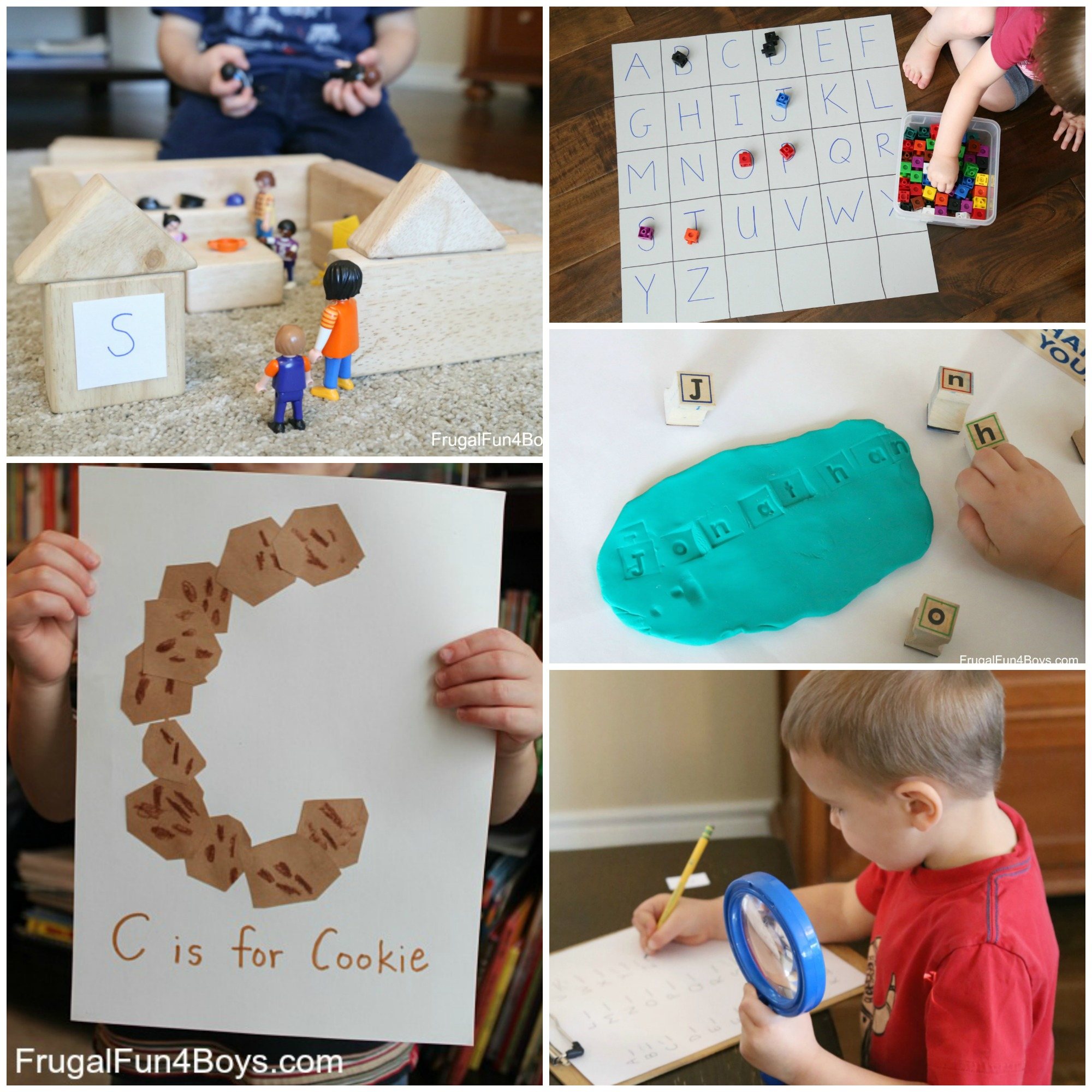 40 Of The Best Math And Literacy Activities For Preschoolers