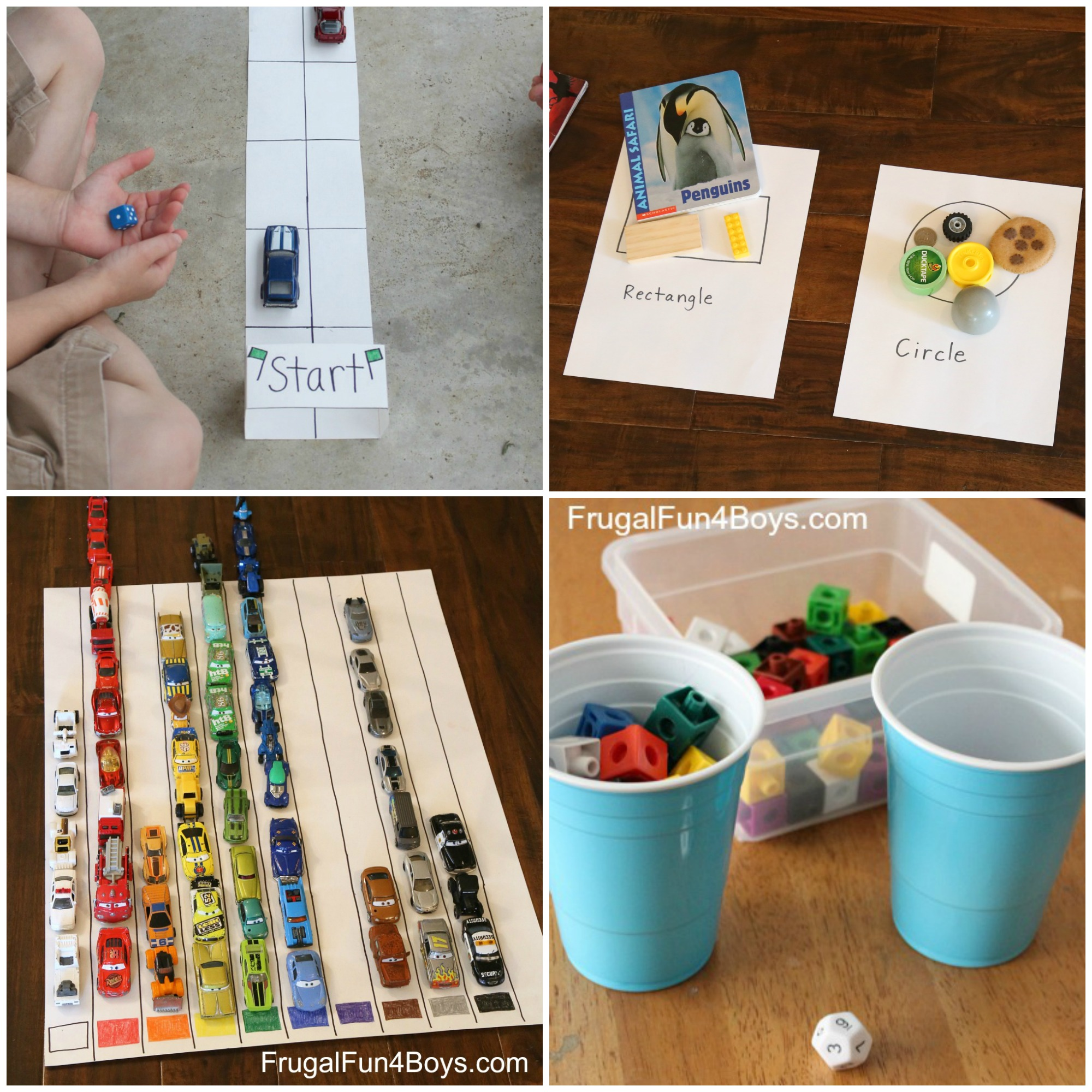 40 Of The Best Math And Literacy Activities For Preschoolers 3 Amp 4 Year Olds