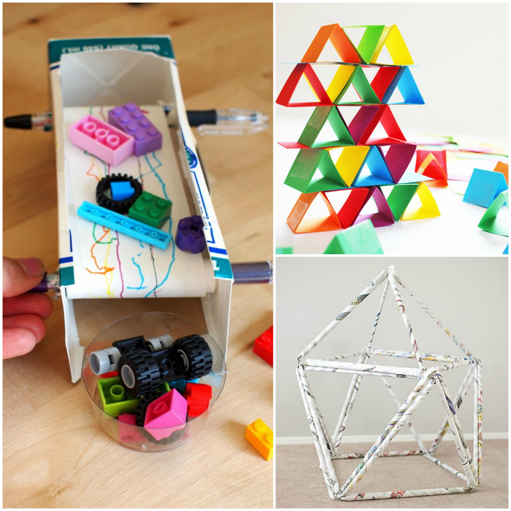 25 Awesome Stem Challenges For Kids With Inexpensive Or