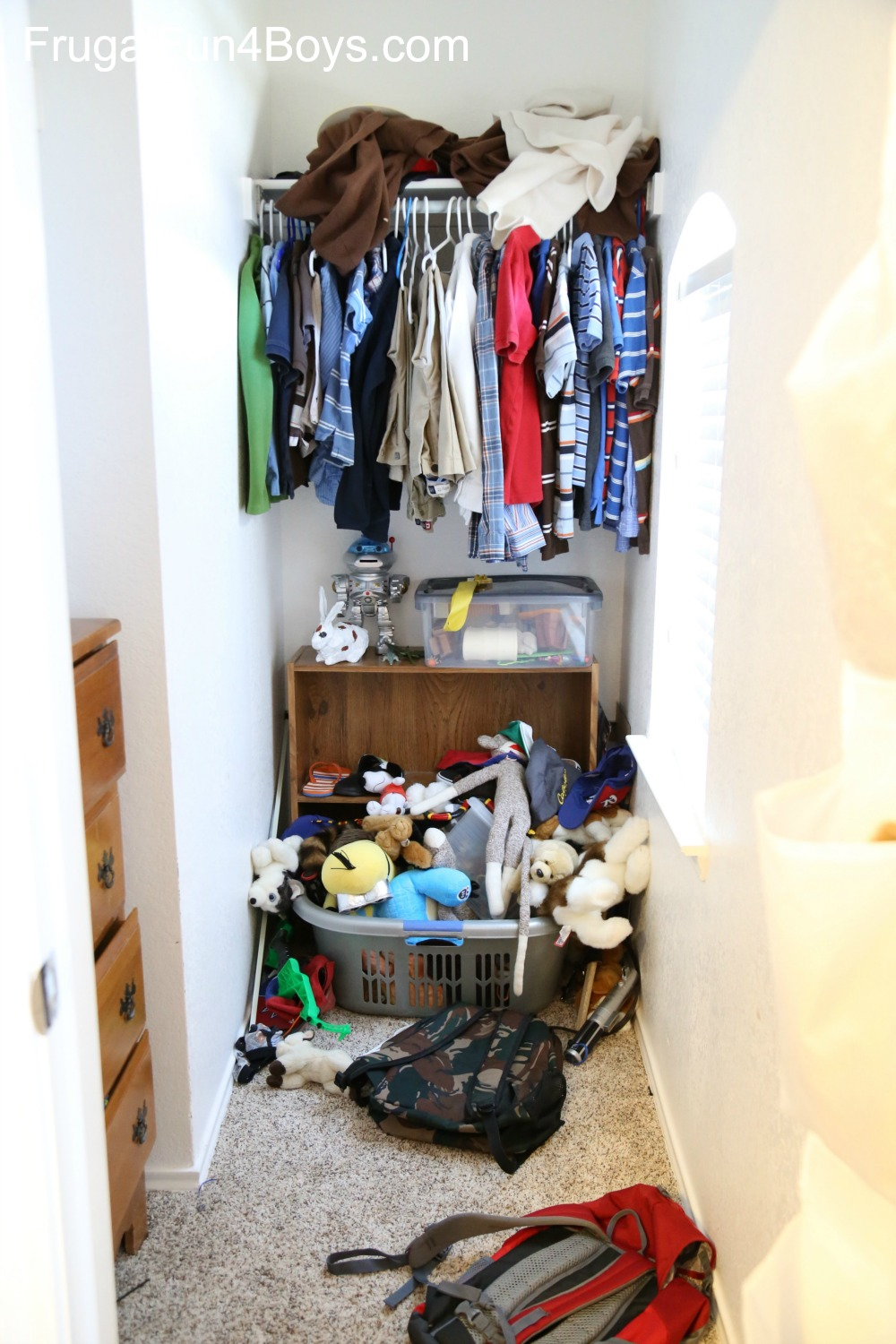How to Get Kids to Clean Their Own Rooms  Frugal Fun For Boys and Girls