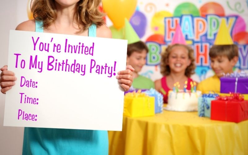 Top 10 Birthday Party Themes For Girls