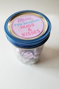 Hugs & Kisses | Frugal Fun Mom