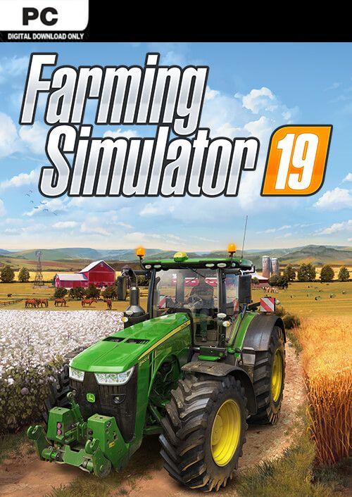 PRE ORDER Farming Simulator 19 PC Digital Download 2230