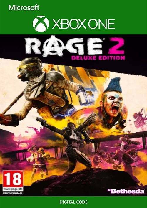 Rage 2 Deluxe Edition Xbox One Digital Download £59 49 - Frugal Gaming