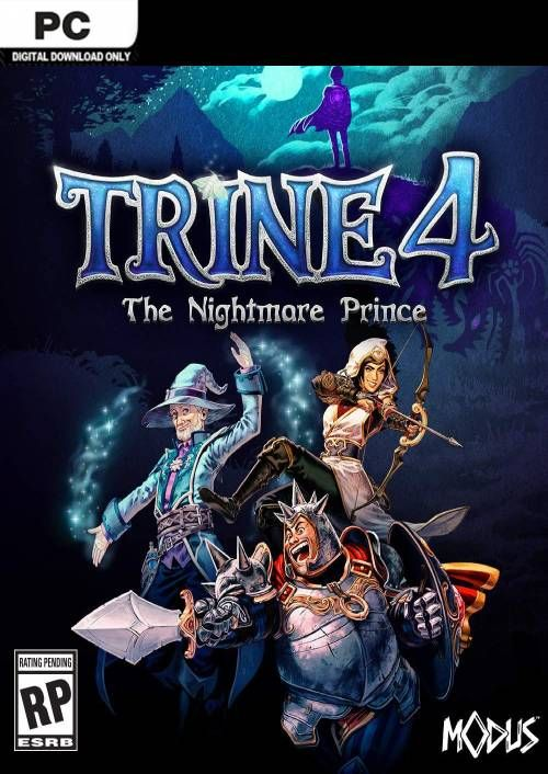 PRE-ORDER Trine 4: The Nightmare Prince PC Digital Download £17 99 - Frugal  Gaming
