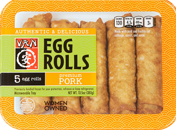 vans kitchen tall table van s egg rolls coupon frugal harbor click here to print 1 off any two 4ct 5 count or confucius sold at walmart in this area