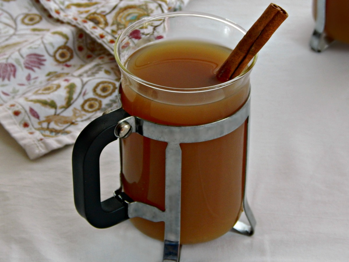 Spiced Tea, hot or cold. Serve as is or make it into a punch.