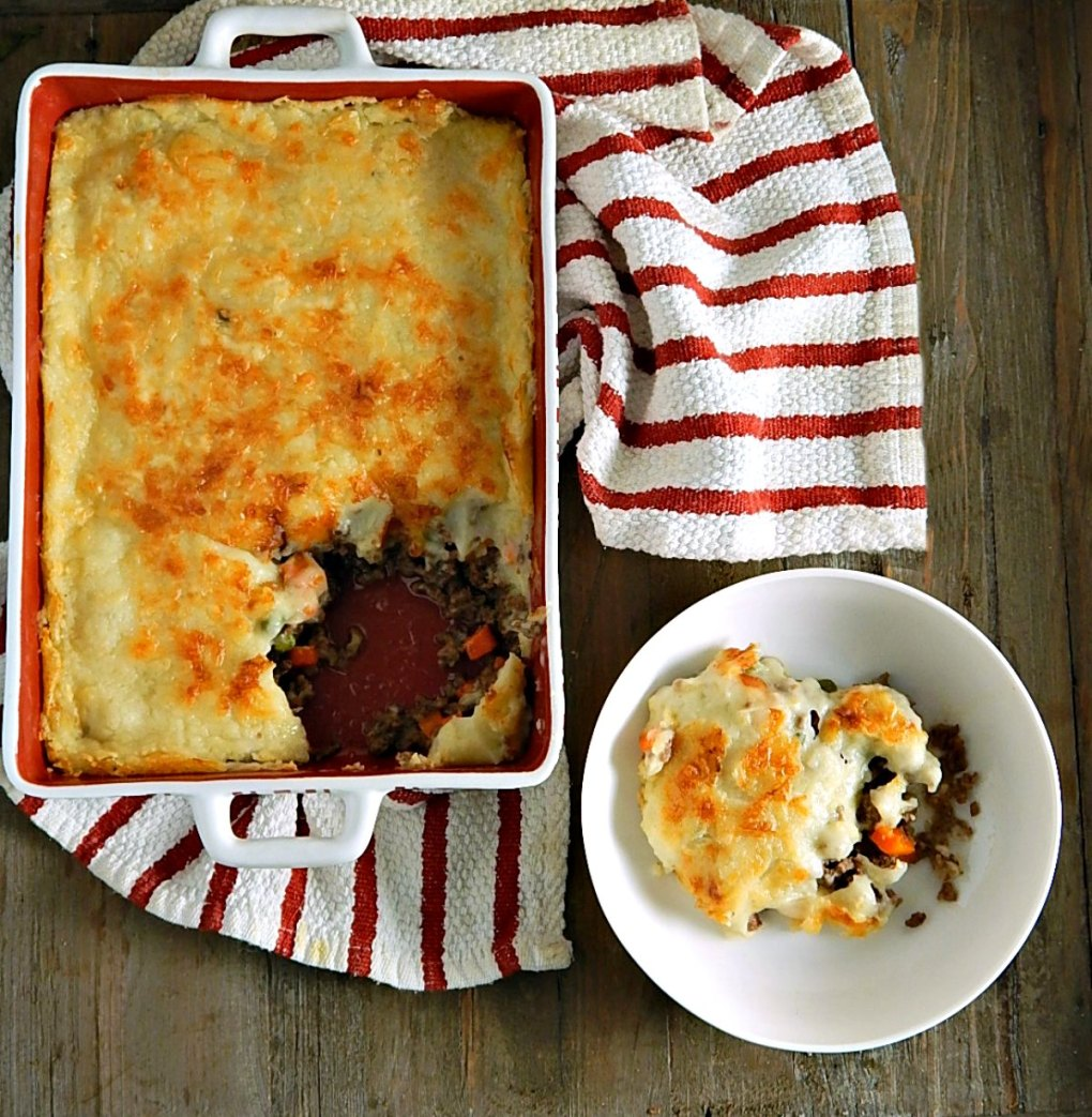 Classic Shepherds Pie