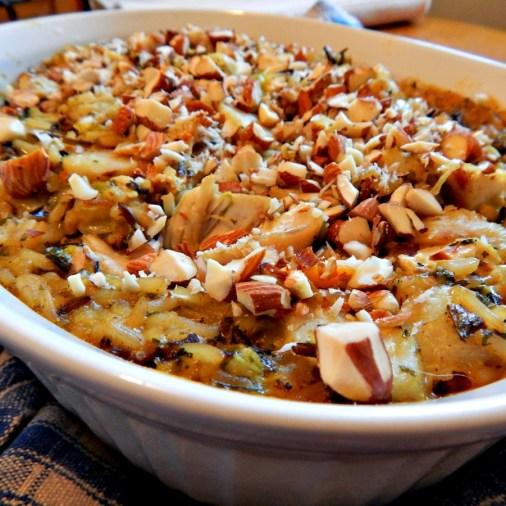 Uncle Bens Wild Rice Turkey Casserole