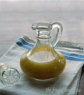 Honey Citrus Vinaigrette