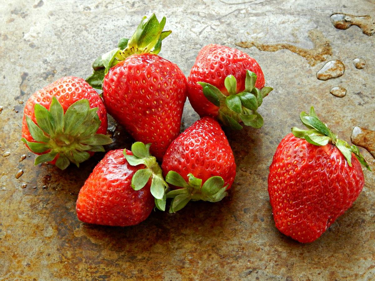 Core Strawberries Easily
