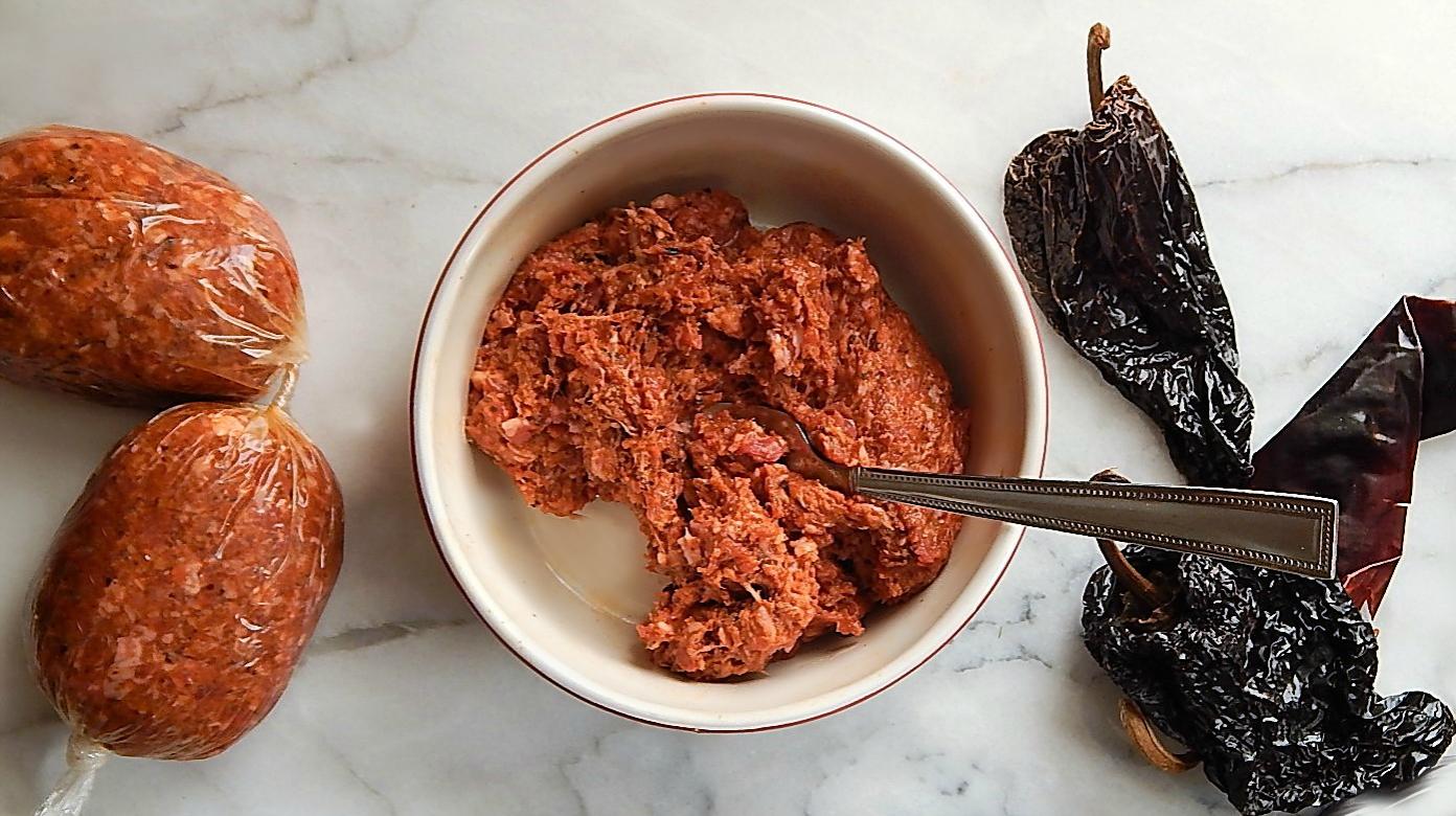 Homemade Chorizo - Frugal Hausfrau