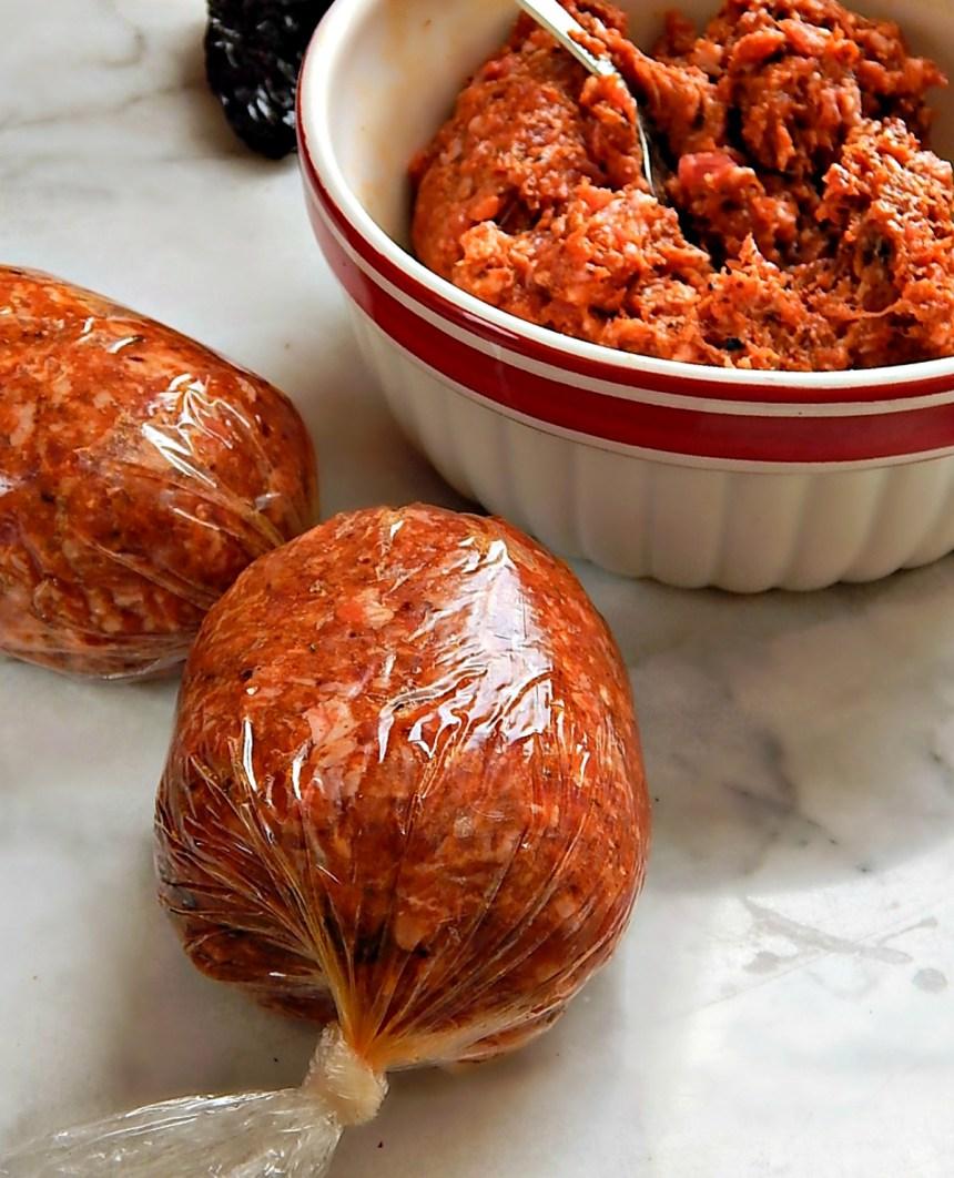 Home Made Chorizo