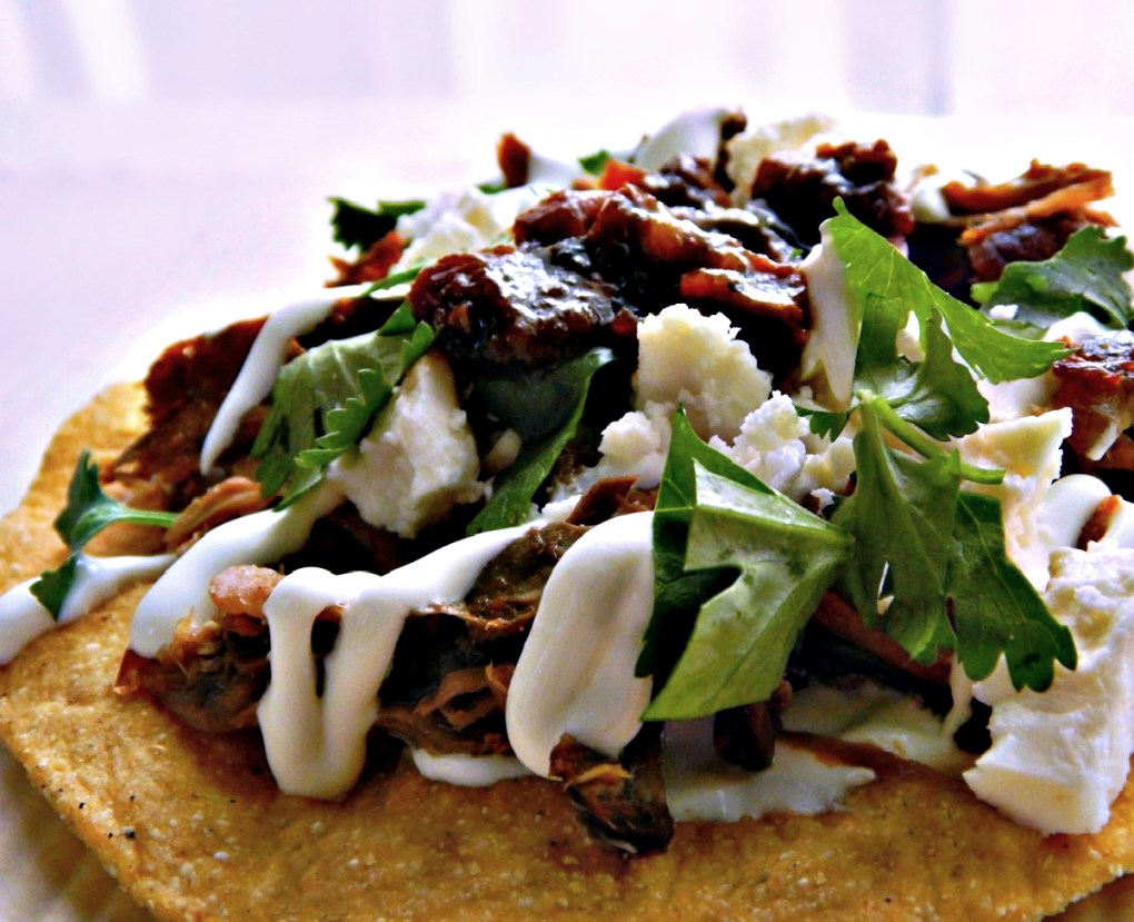 Mexican Style Beef or Pork