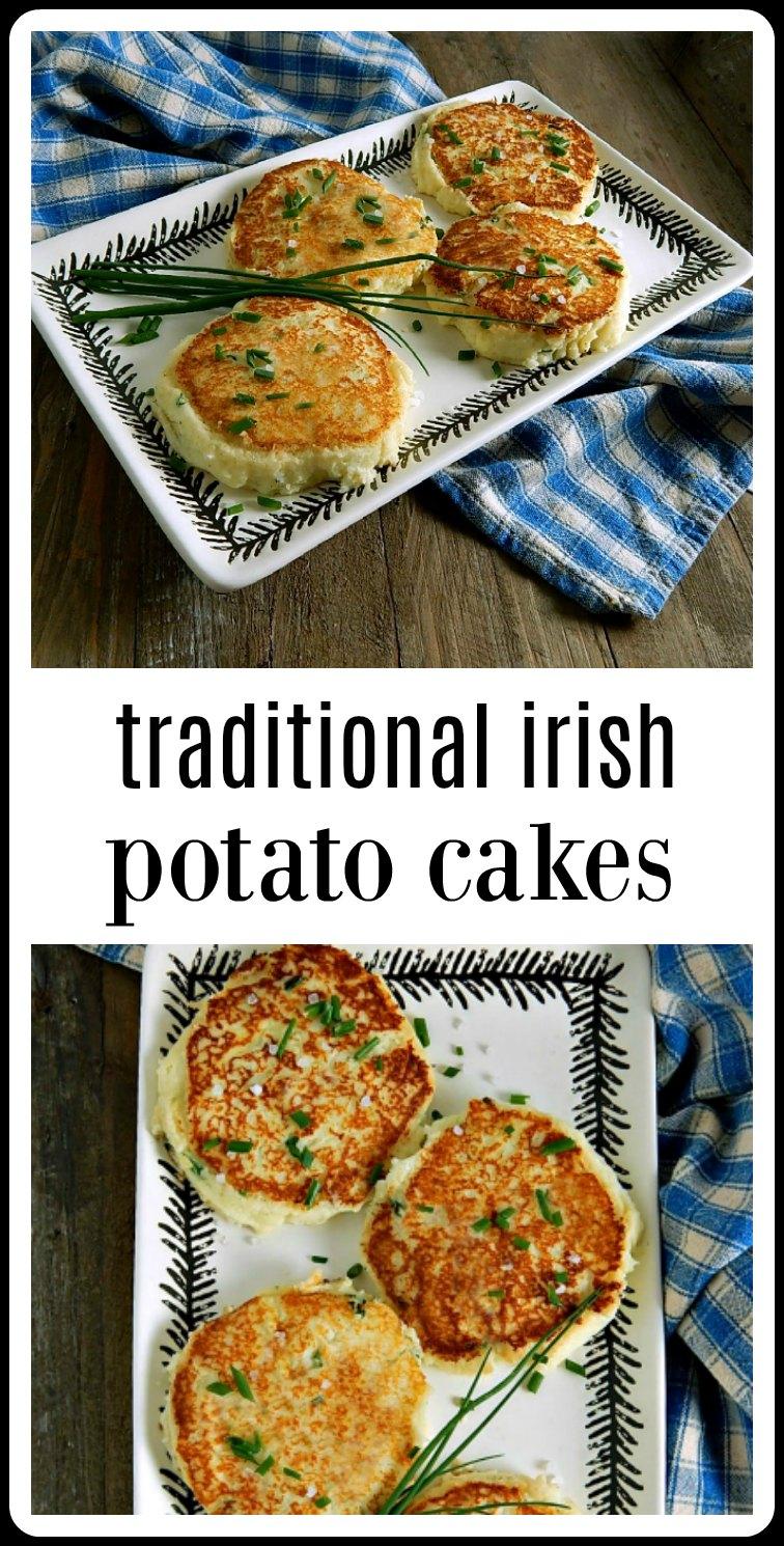 pin Traditional Irish Potato Cakes