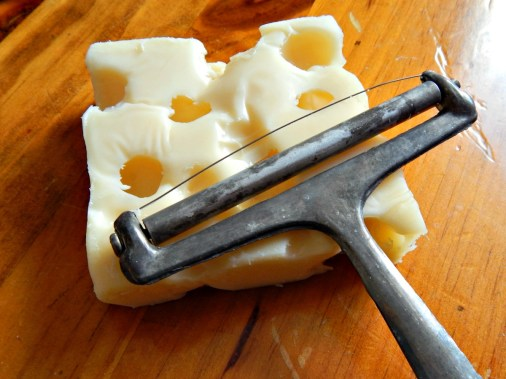 It's almost always cheaper to slice your own cheese.