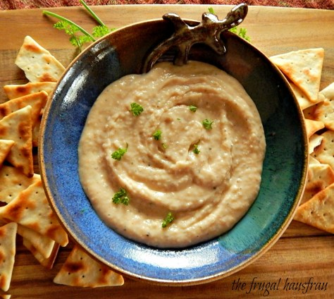 White Bean Dip with Herbs