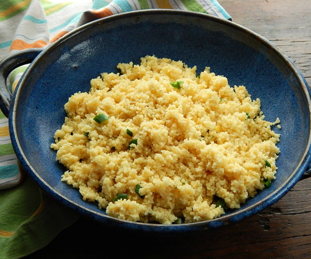 Kicked Up Couscous