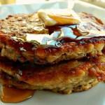 Scottish Oatcakes Oatmeal Pancakes