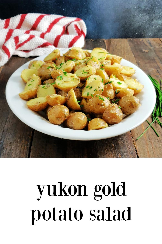 pin Yukon Gold Potato Salad