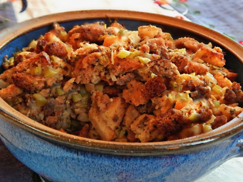 Classic Midwestern Stuffing