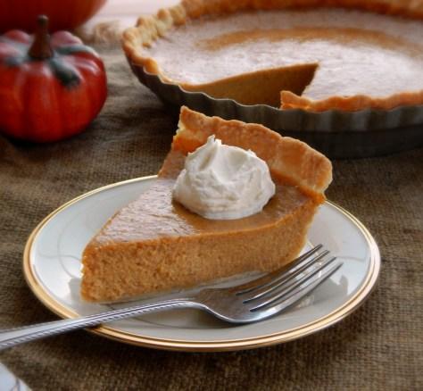 Pam Anderson Pumpkin Pie