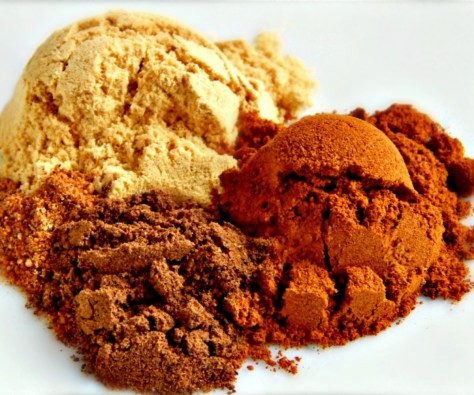 Pumpkin Pie Spice home-made, copycat