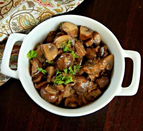Mushrooms Dianne