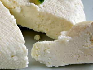 Home-made Queso Fresco