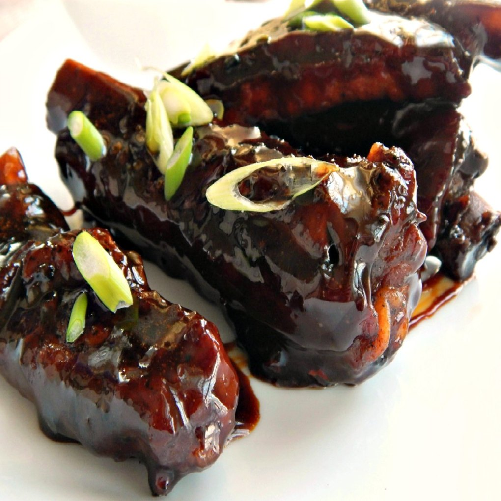 Gordon Ramsey's Sticky Ribs