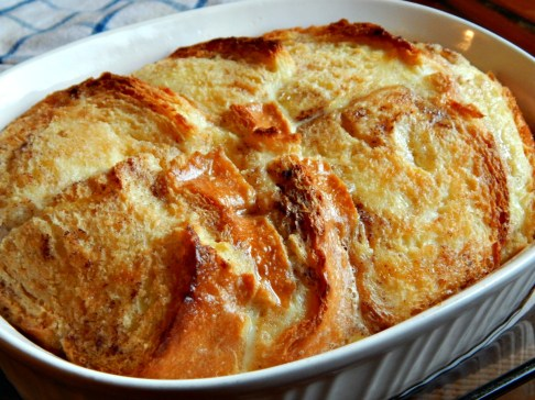 Bread & Butter Pudding2
