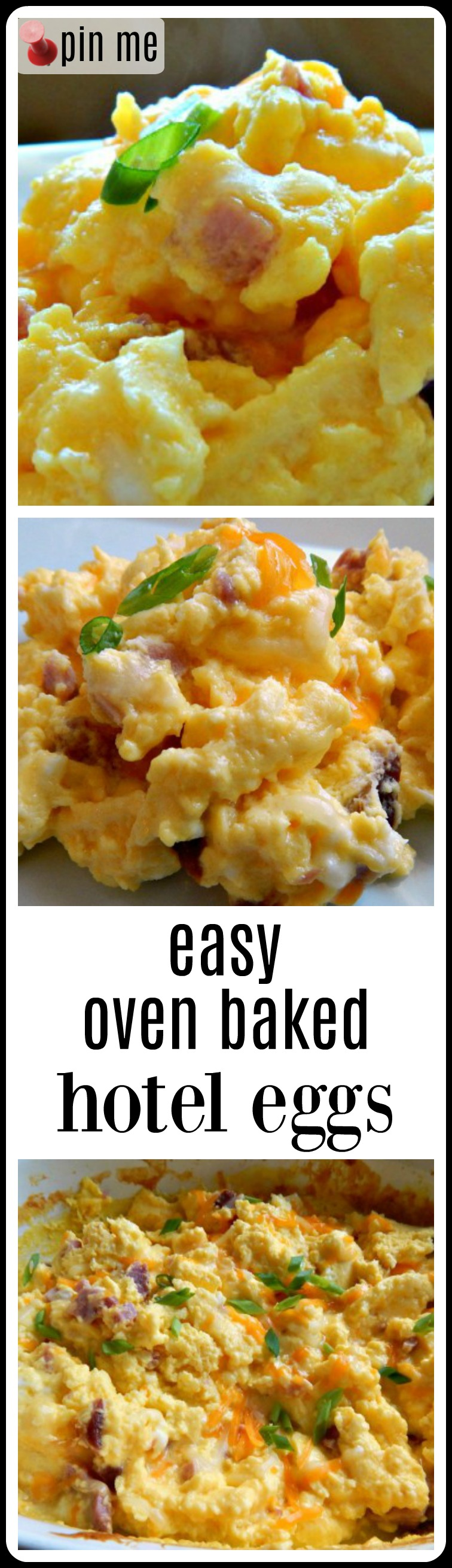 Oven Baked or Hotel Eggs are so fluffy and perfect - they feed a crowd and free up your stovetop for other breakfasty things.