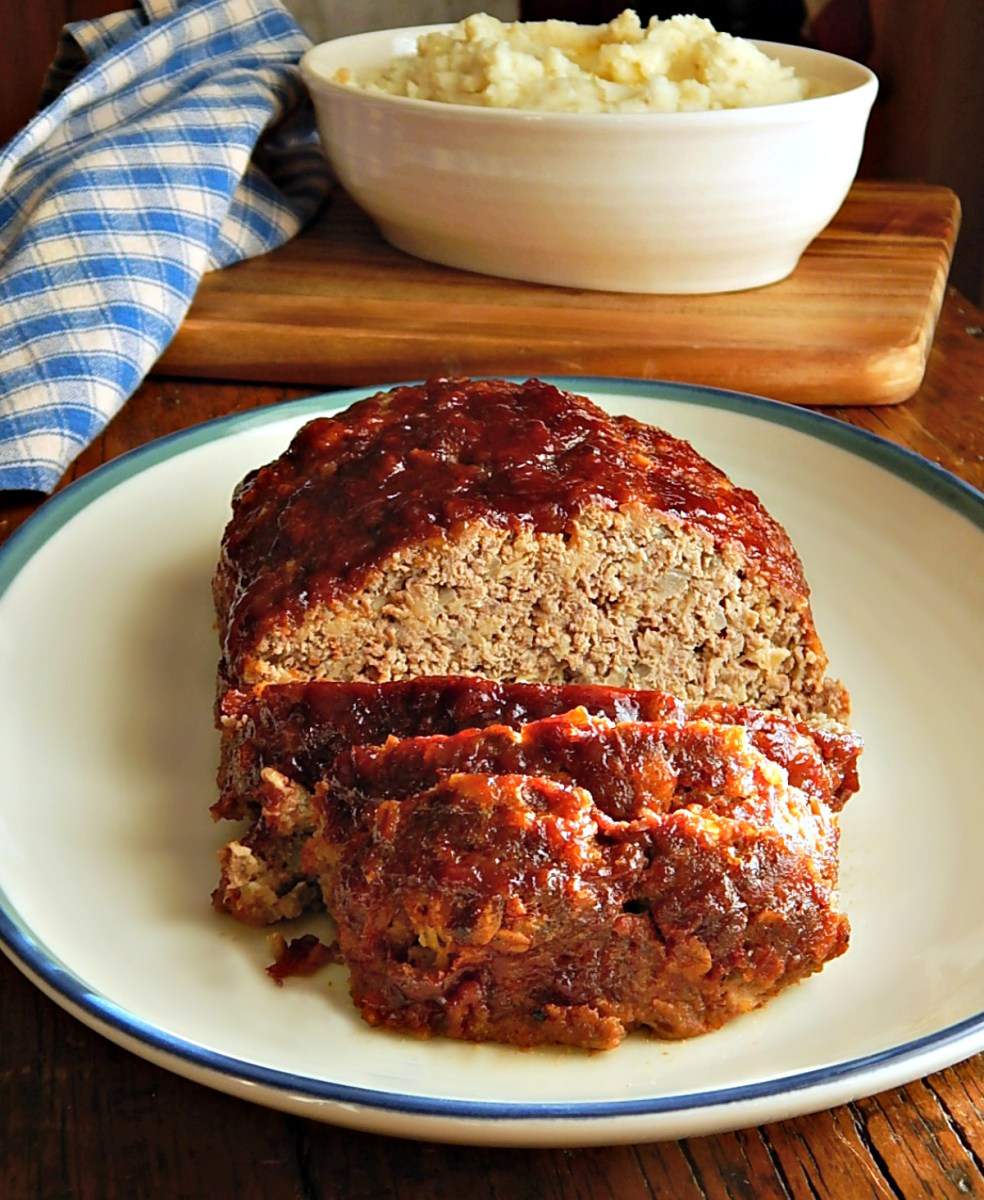 Cook's Illustrated Meatloaf - A favorite!