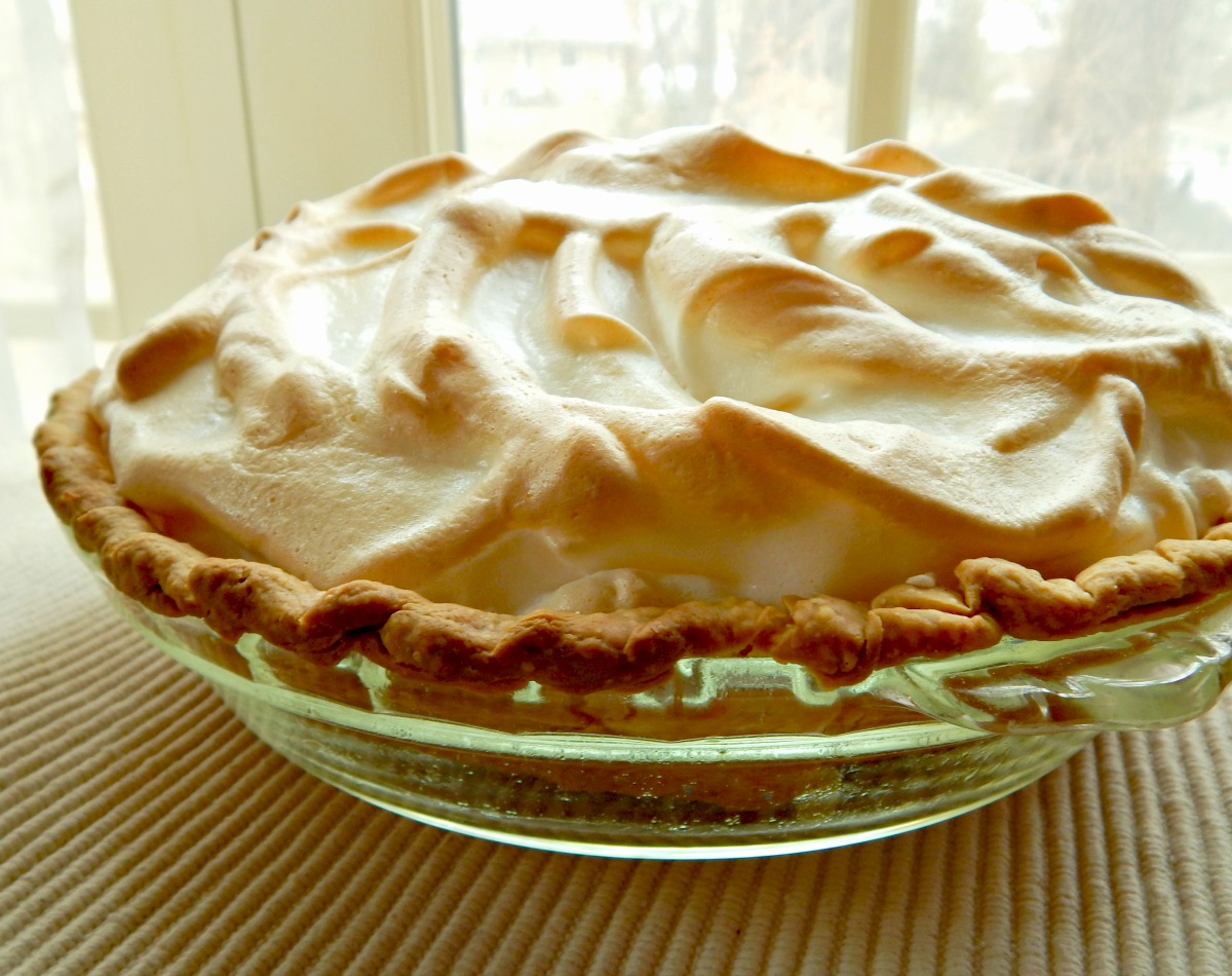 Cook's Illustrated Lemon Meringue Pie