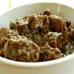 Puerco Con Chile Verde - Pork Green Chili Stew with Tomatillos