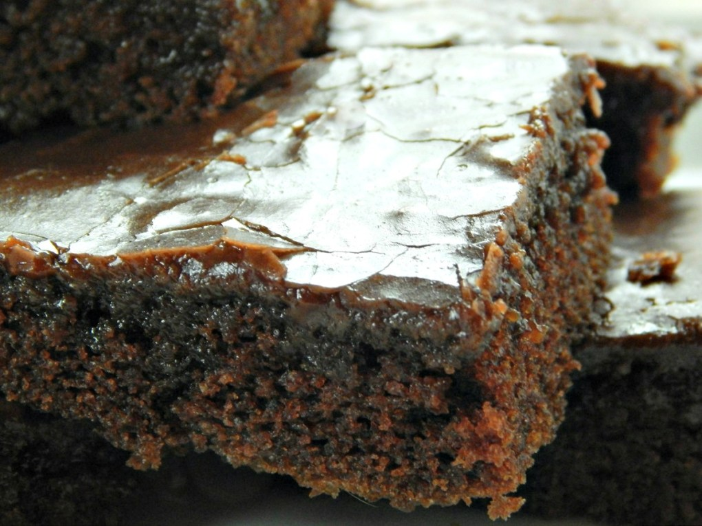 Old Fashioned Texas Sheet Cake