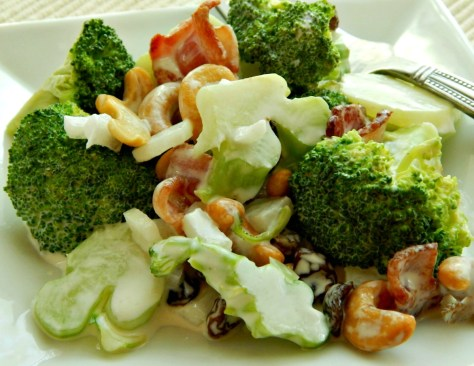 Crazy Broccoli Salad