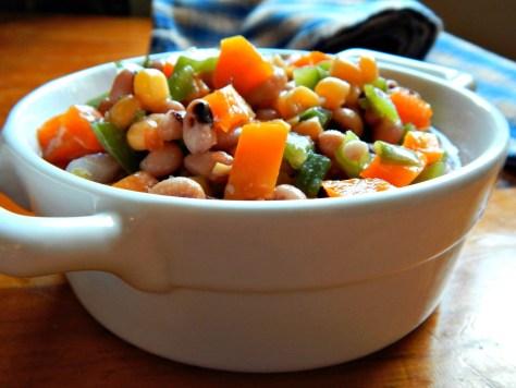 Cowboy Caviar Salad