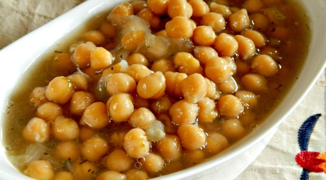 A Chickpea by any other name – Garbanzo