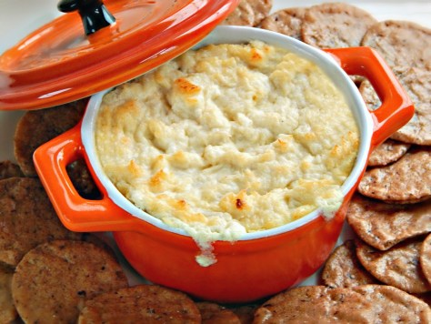 Aunt Lou's Hot Crab Dip