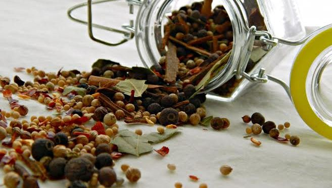 Home-made Pickling Spice