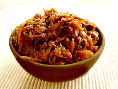 Caramelized Onions Crockpot slow cooker