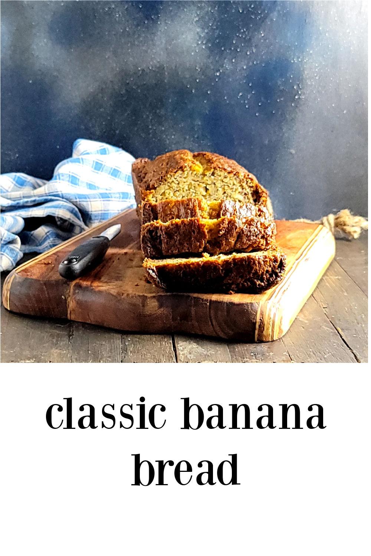 pin Classic Banana Bread