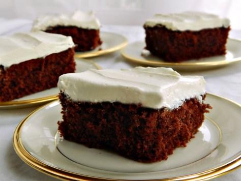 My Mother's Chocolate Cake