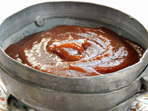 Sweet Maple Bourbon Barbecue Sauce