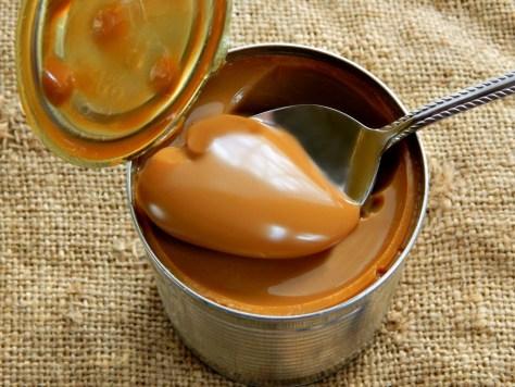 Dulce de Leche from Condensed Milk