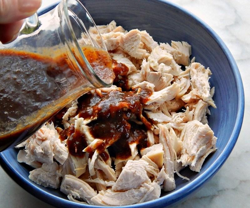 Magnolia Grille's Molasses Barbecue Sauce